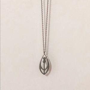 Jewelry - Antique Scottish Thistle Necklace